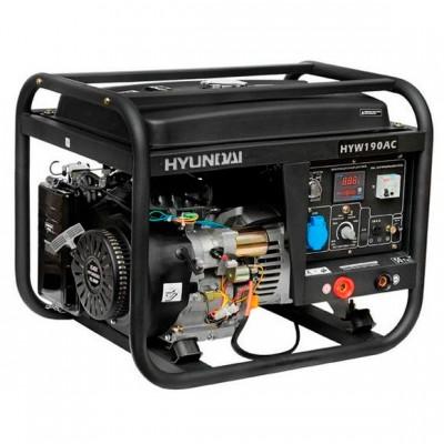 Сварочный бензиновый генератор HYUNDAI HYW 190AC
