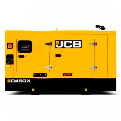 Дизельный генератор JCB G45QX