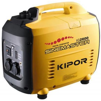 Инверторный бензогенератор Kipor IG2600
