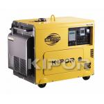 Дизельный генератор KIPOR KDА6700ТA