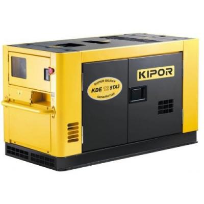 Дизельный генератор KIPOR KDЕ12STA