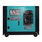 Бензиновый генератор Konner & Sohnen KS 7500E SS