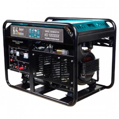 Дизельный генератор Konner & Sohnen KS 12000DE ATS