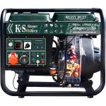 Дизельный генератор Konner & Sohnen KS 9000HDE-1/3 ATSR «HEAVY DUTY»
