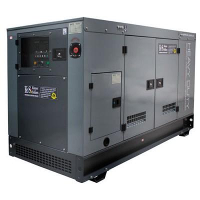 Дизельный генератор Konner & Sohnen KS33-3I/GED