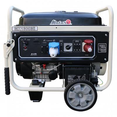 Бензиновая электростанция Matari MX13003E