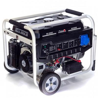 Бензиновая электростанция Matari MX10000E
