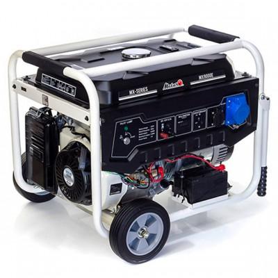 Бензиновая электростанция Matari MX9000E