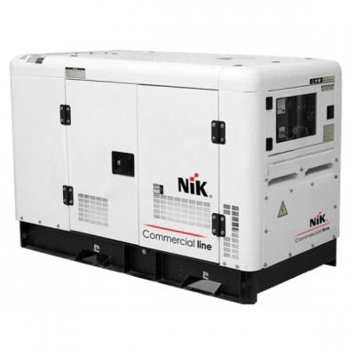 Дизельный генератор NiK DG 33