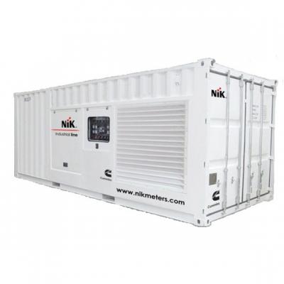 Дизельный генератор NiK DG 1100C