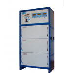 Стабилизатор напряжения трехфазный РЭТА ННСТ-3х7500 CALMER