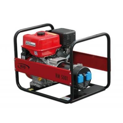 Бензиновый генератор RID RM 5001 E