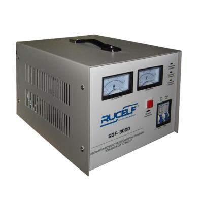Стабилизатор напряжения Rucelf SDF-3000