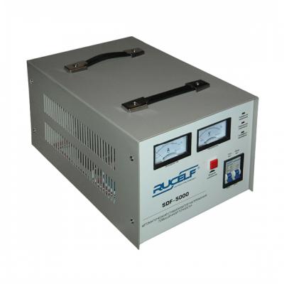 Стабилизатор напряжения Rucelf SDF-5000