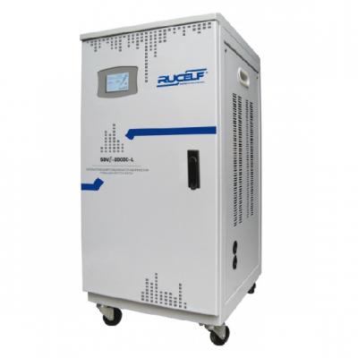 Стабилизатор напряжения Rucelf SDV II-20000-L