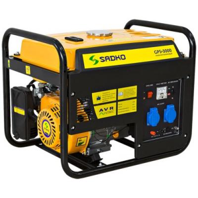 Бензиновый генератор Sadko GPS-3000E