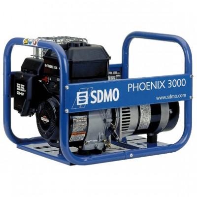 Бензиновый генератор SDMO Phoenix 3000