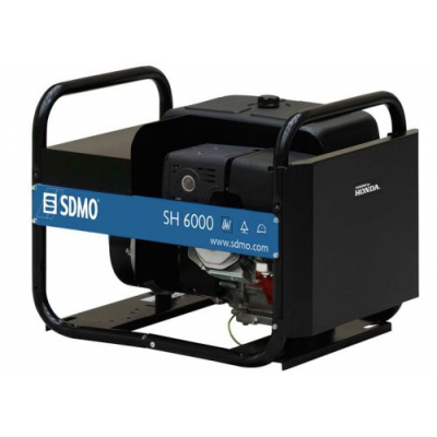 Электростанция SDMO SH 6000-S