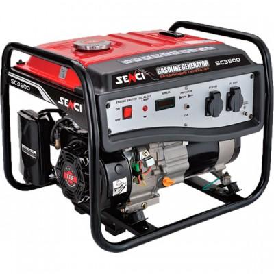 Бензиновый генератор SENCI SC2500-Е