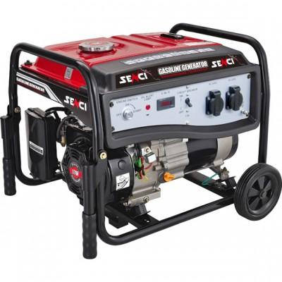 Бензиновый генератор SENCI SC3500-EI