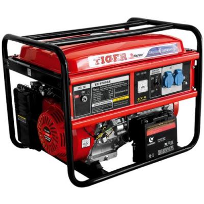 Бензиновый генератор Tiger EC6500A