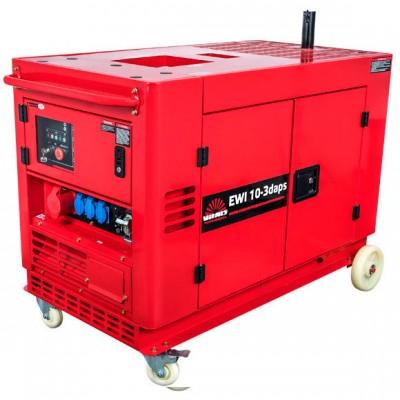 Дизельный генератор VITALS PROFESSIONAL EWI 10-3DAPS