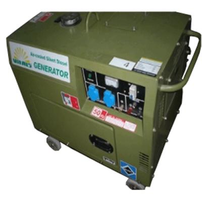 Дизельный генератор VITALS LDG5000S