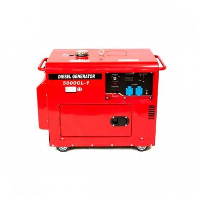 Дизельный генератор WEIMA WM5000CLE-1 SILENT